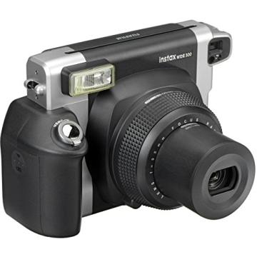 Bundle Fuji Instax 300 Wide Instant Camera +100-Shot Wide Film +Fujiilm Carry Case+ 4 AA Panasonic Gold Batteries - 3