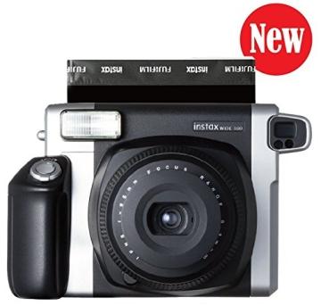 Bundle Fuji Instax 300 Wide Instant Camera +100-Shot Wide Film +Fujiilm Carry Case+ 4 AA Panasonic Gold Batteries - 5