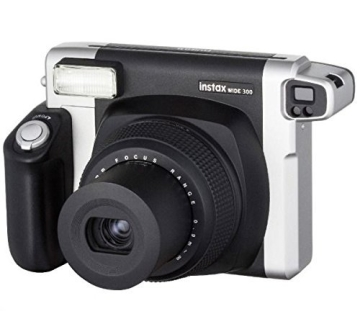 Bundle Fuji Instax 300 Wide Instant Camera +30-Shot Wide Film +Fujiilm Carry Case+ 4 AA Panasonic Gold Batteries - 2