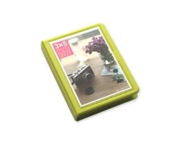 Fotoalbum für Fujifilm Instax WIDE 210/200/300 Films Fotohüllen Kunststoff Fotobuch Photoalbum Fotoalben mit 32 Taschen - Grün - 1