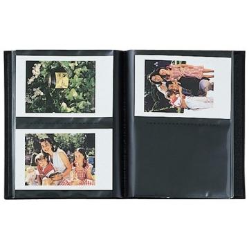 Fuji Instax Hard Cover Photo Album for Fuji Instax Mini 7s /50s/ Polaroid Mio /300 Lomo Diana Back Cameras - 3
