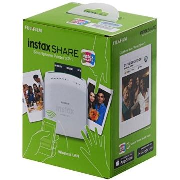 Fujifilm 16416237 Instax Share SP-1 EX D weiß - 2