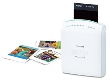 Fujifilm 16416237 Instax Share SP-1 EX D weiß - 3