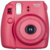 Fujifilm Instax Mini 8-Set himbeerrot - 1