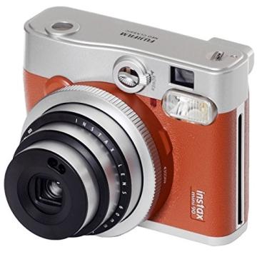 Fujifilm Instax MINI 90 Neo Classic Braun - 1