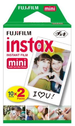 Fujifilm Instax Mini Film (2-er Pack) - 1