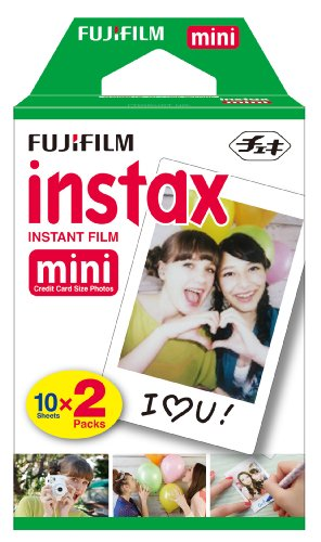 Fujifilm Instax Mini Film (2-er Pack) - 1