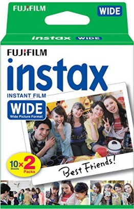 Fujifilm Instax Wide Film (2-er Pack) - 1