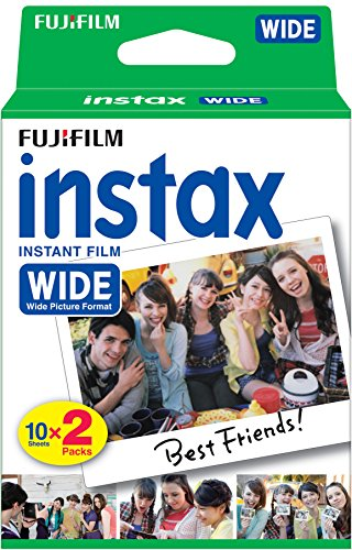 Fujifilm Instax Wide Film (2-er Pack) - 2