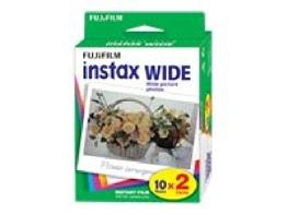 Fujifilm Instax Wide Film 2er Pack für Instax 210, Wide 300, 2x10 Aufnahmen - 1