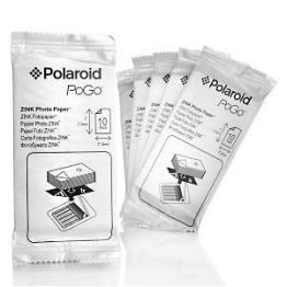 Polaroid 2x3 Zoll (5x7.6 cm) Zink Fotopapier für Pogo Kameras und Drucker (100er Pack) - 1
