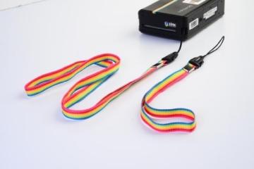 Polaroid Handglenk- & Schulterriemen Combo Kit für die digitalen Sofortbildkameras Polaroid Z2300, PIC-300 und Z340, Socialmatic - 2