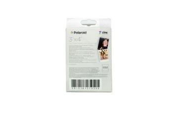 Polaroid M340 Zink Media Fotopapier GL10 Paper (10,2 cm (4 Zoll) x 7,6 cm (3 Zoll), 30-er Pack) - 2