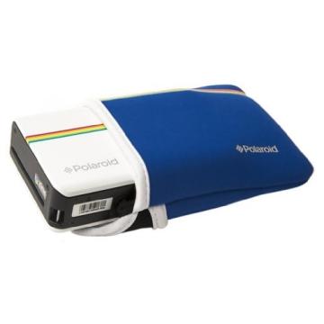 Polaroid Neopren-Tasche für Polaroid Z2300 Sofortbildkamera (Blau) - 4