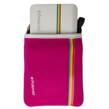 Polaroid Neopren-Tasche für Polaroid Z2300 Sofortbildkamera (Rosa) - 3