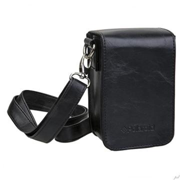 Polaroid Snap & Clip Kameratasche für die Polaroid Z2300 Sofortbildkamera (schwarz) - 1