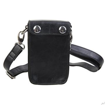 Polaroid Snap & Clip Kameratasche für die Polaroid Z2300 Sofortbildkamera (schwarz) - 2