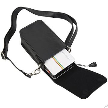 Polaroid Snap & Clip Kameratasche für die Polaroid Z2300 Sofortbildkamera (schwarz) - 3