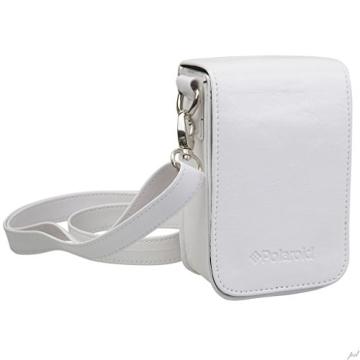 Polaroid Snap & Clip Kameratasche für die Polaroid Z2300 Sofortbildkamera (Weiß) - 1