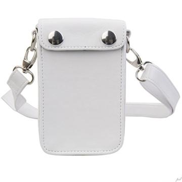 Polaroid Snap & Clip Kameratasche für die Polaroid Z2300 Sofortbildkamera (Weiß) - 2