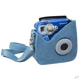 Polaroid Snap & Clip Kameratasche für Polaroid PIC-300 Sofortbildkamera (Blau) - 1
