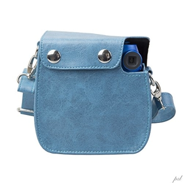 Polaroid Snap & Clip Kameratasche für Polaroid PIC-300 Sofortbildkamera (Blau) - 3