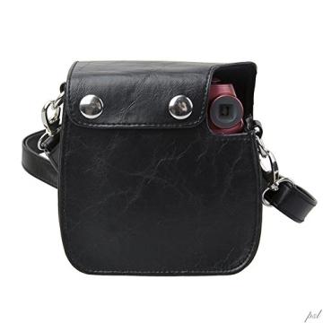 Polaroid Snap & Clip Kameratasche für Polaroid PIC-300 Sofortbildkamera (schwarz) - 3