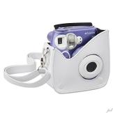 Polaroid Snap & Clip Kameratasche für Polaroid PIC-300 Sofortbildkamera (weiß) - 1