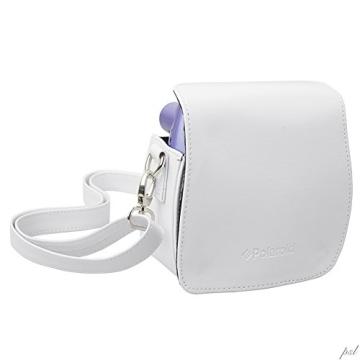 Polaroid Snap & Clip Kameratasche für Polaroid PIC-300 Sofortbildkamera (weiß) - 2