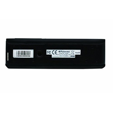 Polaroid Z2300 Sofortbildkamera mit Zink Drucker (10 Megapixel, 7,6 cm (3 Zoll) LCD-Display, SD-Kartenslot, USB) schwarz - 3