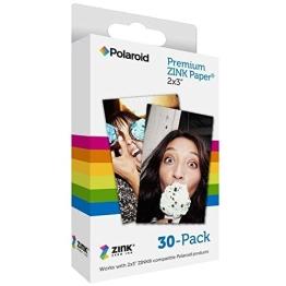 """Polaroid Zink Papier 2x3"""" 30-Pack - 1"""