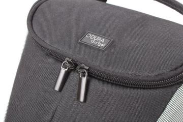 Wasserabweisende Tasche mit Trennelement im Inneren für Fujifilm Instax 210 Instant Photo Kamera - 4