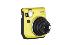 Fujifilm Instax Mini 70 gelb - 1