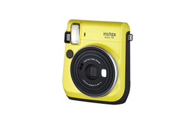 Fujifilm Instax Mini 70 gelb - 13
