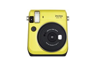 Fujifilm Instax Mini 70 gelb - 2