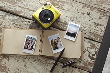 Fujifilm Instax Mini 70 gelb - 5