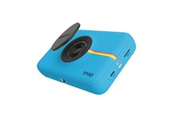Polaroid Digitale Instant Snap Kamera BLAU mit ZINK Zero Ink Technologie - 3