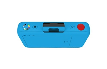 Polaroid Digitale Instant Snap Kamera BLAU mit ZINK Zero Ink Technologie - 4