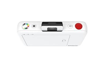 Polaroid Digitale Instant Snap Kamera (WEIß) mit ZINK Zero Ink Technologie - 5