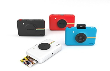 Polaroid Snap Instant Digital Camera (rot) wih ZINK Zero Ink Printing Technology - 6