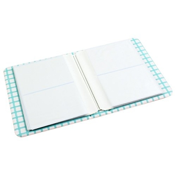 Eforlife Mini-Fotoalbum für Polaroidbilder, 64 Hüllen - 3
