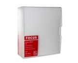 Fuji Sofortbild Mini Buch PVC Fotoalbum Album Fotohülle für Fujifilm Instax Mini 210/ 200 Filme, Polaroid 600/ PX70/ PX 680/ PX 600/ PX100, Fujifilm FP100C/ FP 3000B Filme - Fokus - 1