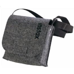 Fujifilm Instax Mini 70 Tasche schwarz + Tragegurt