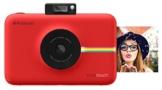 Polaroid-Schnappschuss-Sofortdruck-Digitalkamera mit LCD-Display (rot) mit Zink Zero Ink Drucktechnologie -