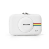 Polaroid Schutzhülle aus Silikon für Polaroid Snap & Snap Touch Instant-Print-Digitalkamera (Weib) -