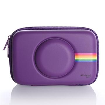 Polaroid Schutzhülle aus Silikon für Polaroid Snap & Snap Touch Instant-Print-Digitalkamera (Lila) -