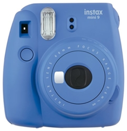 Fujifilm Instax Mini 9 Kamera cobalt blau -