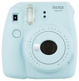 Fujifilm Instax Mini 9 Kamera ice blau -