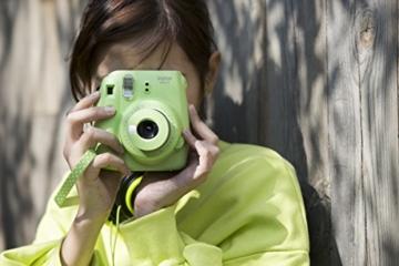 Fujifilm Instax Mini 9 Kamera lime grün -