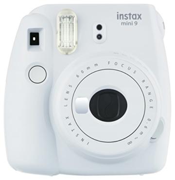 Fujifilm Instax Mini 9 Kamera smoky weiß -